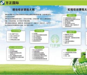 北京健康展:威海方正国际引进日本介护技术,提高国内养老服务水平!
