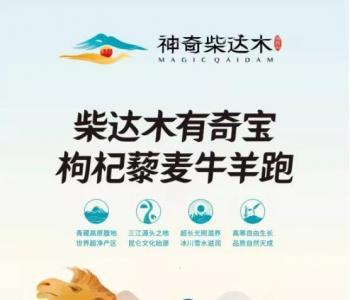 寻访神奇柴达木 聚宝海西农特产--海西展团重磅亮相北京健康展
